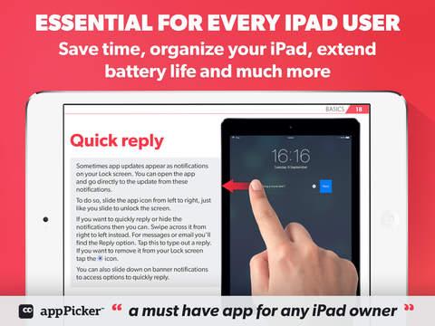 TapSmart Pro for iPad screenshot #4