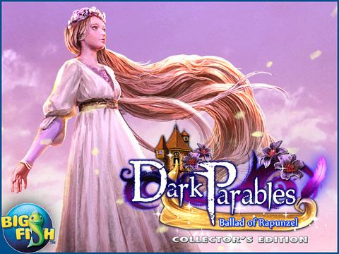 Dark Parables: Ballad of Rapunzel HD - A Hidden Object Fairy Tale Adventure screenshot 5
