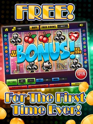 Aces Classic Casino Slots - Real Vegas Style Gambling Jackpot Slot Machine Games Free screenshot 6