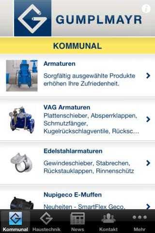 Gumplmayr – Kommunal- & Haustechnik - náhled