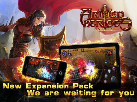 Armed Heroes BGI screenshot 8
