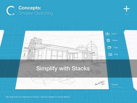 Concepts screenshot 7