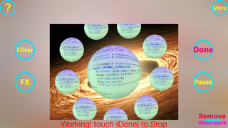 Crystal ball camera --- to take a magic crystal ball effect video in real-time screenshot 2