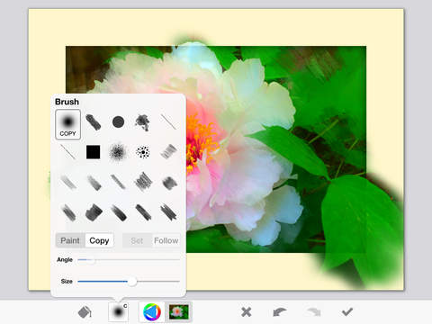 PhotoViva - Paintings from your photos! screenshot 8