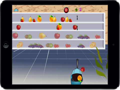 Fruit Splash HD screenshot 5