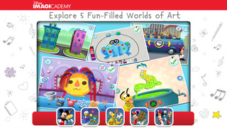 Mickey's Magical Arts World screenshot 5