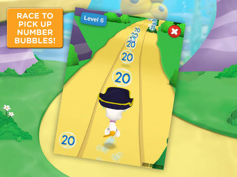 Bubble Puppy: Play and Learn for iPad - Bubble Guppies Kids Game screenshot 4