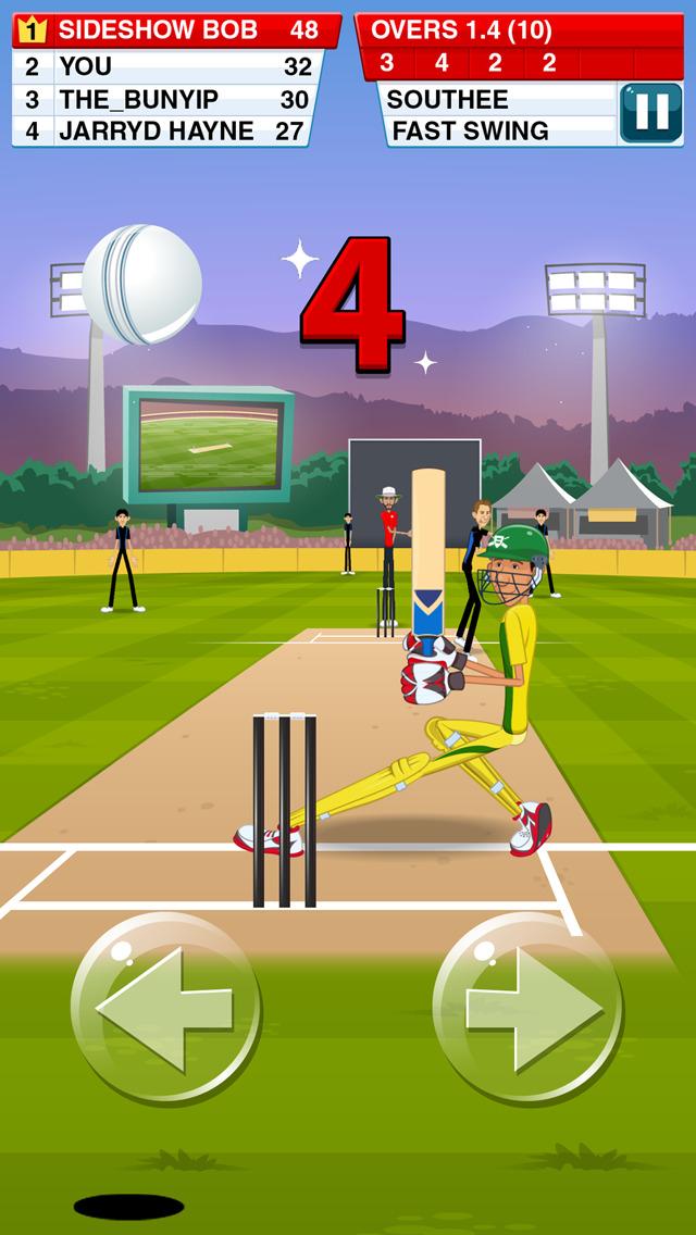 Stick Cricket 2 screenshot #3