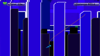 Fly  Rope  Dash screenshot 5