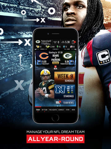 NFL Showdown - Football Manager: Top Free Sports Strategy Game screenshot 6