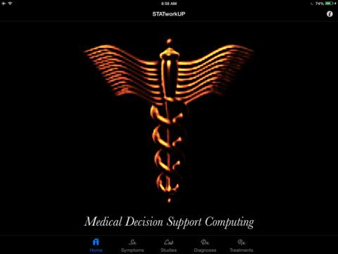 STATworkUP® DDx Clinical Guide screenshot 6