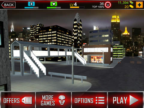 GangWar 3D:Mafia Holiday Fight screenshot 5