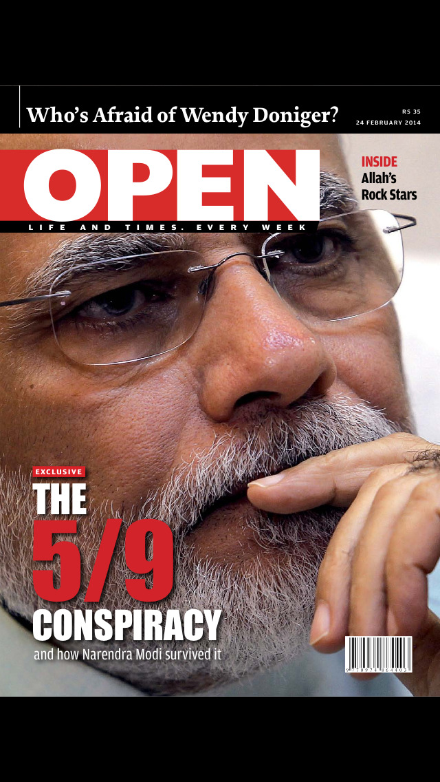 Open Magazine India screenshot 1