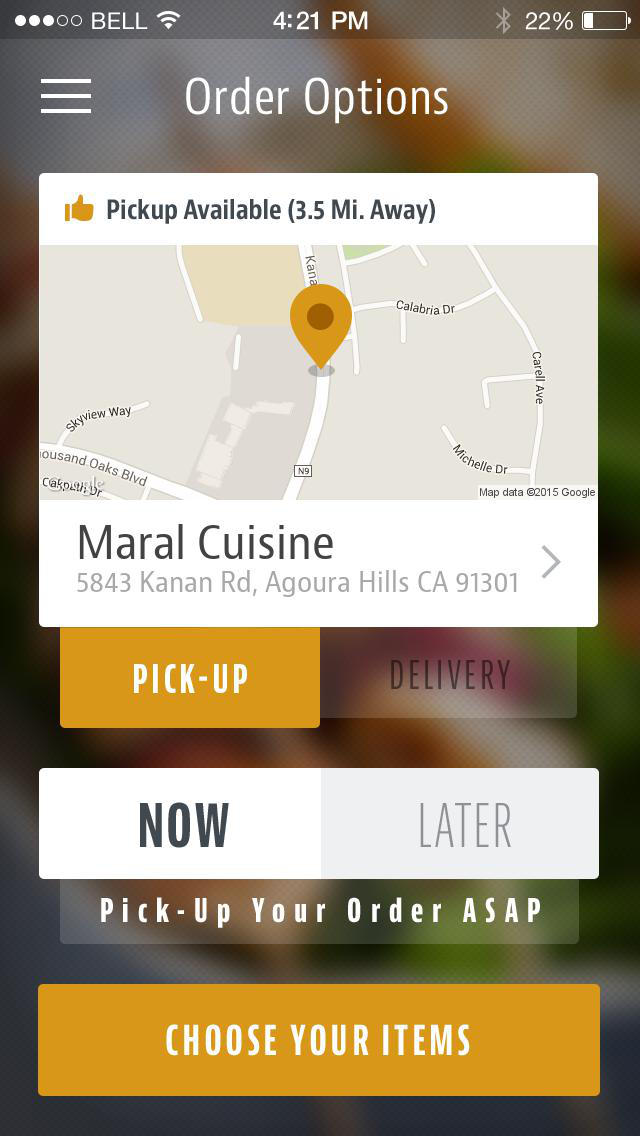 Maral Cuisine screenshot 2