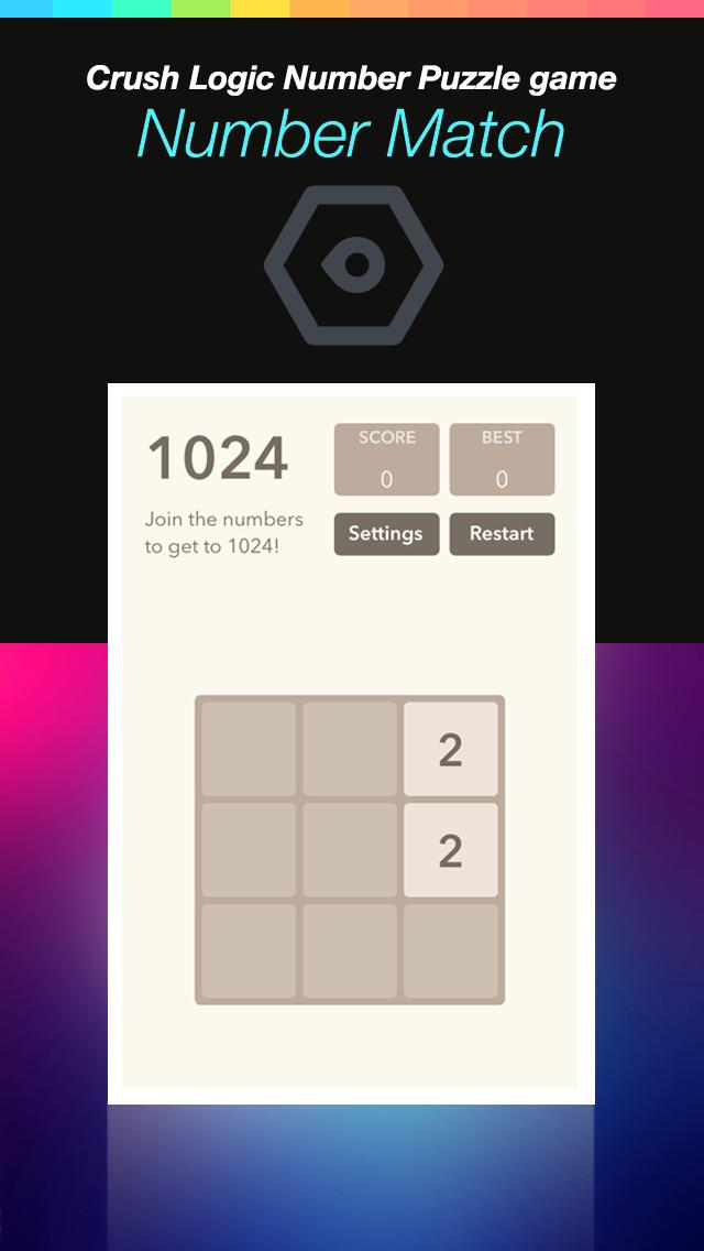 Number Match Hero Plus - Crush Logic Number Puzzle game screenshot 3
