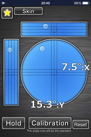 Level gauge - náhled