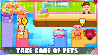 Pet Shop Game screenshot 2
