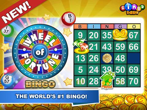 Bingo Bash HD - Bingo & Slots screenshot 1