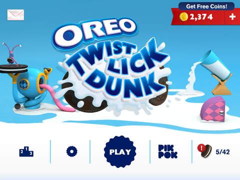 OREO: Twist, Lick, Dunk screenshot 6