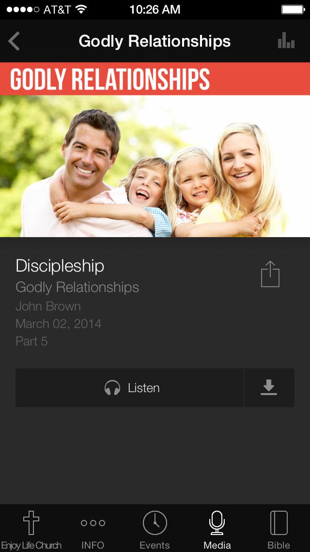 Enjoy Life Church screenshot 3