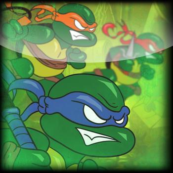 Sewer Attack - Teenage Mutant Ninja Turtles version