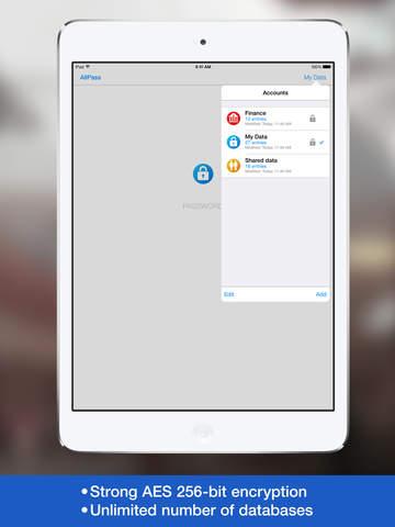 AllPass Pro screenshot 7