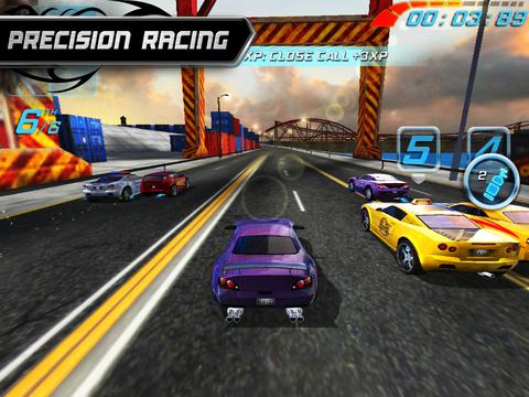 Rogue Racing: PinkSlip screenshot 8