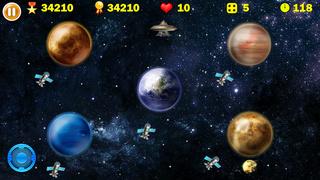 Satellite Rush screenshot 2