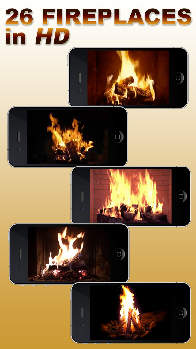 Fireplace © screenshot 1