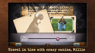 Millie's Crazy Dinosaur Adventure - Millie Was Here, Book 3 screenshot 1