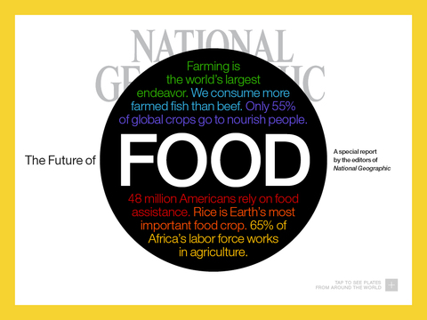 The Future of Food presented by National Geographic screenshot 1