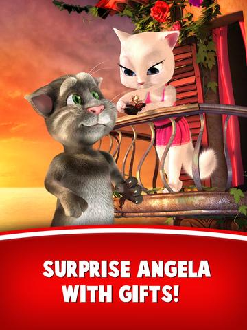 Tom Loves Angela for iPad screenshot 4