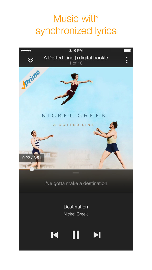 Amazon Music screenshot #5