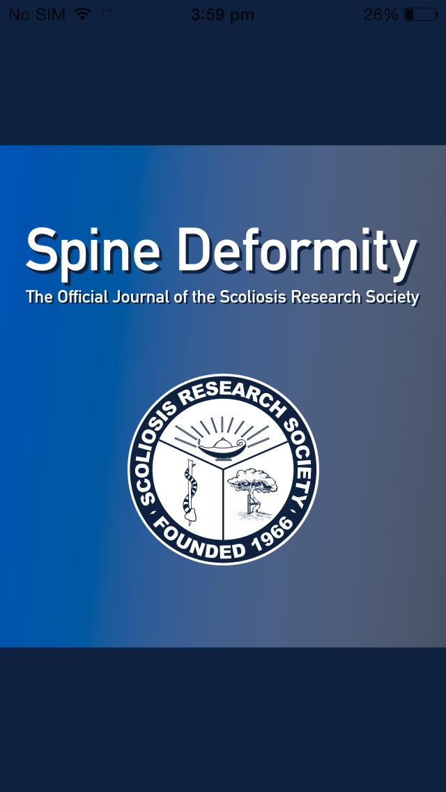 Spine Deformity screenshot 1
