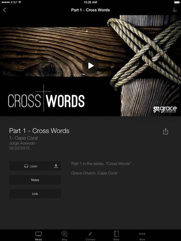 Grace Church App screenshot 6