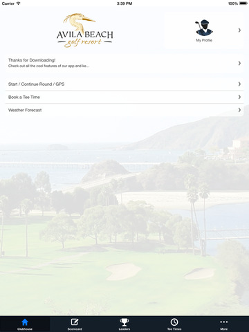Avila Beach Golf Resort-Official screenshot 6