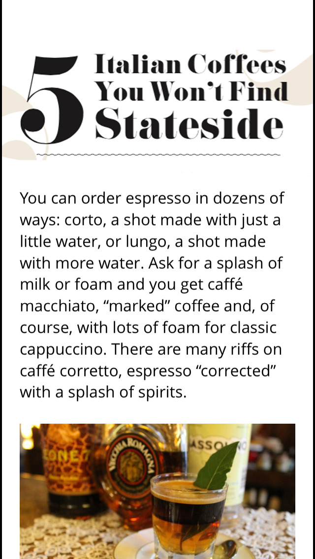 Coffee & Espresso Magazine - Your Home Coffee Shop screenshot 3