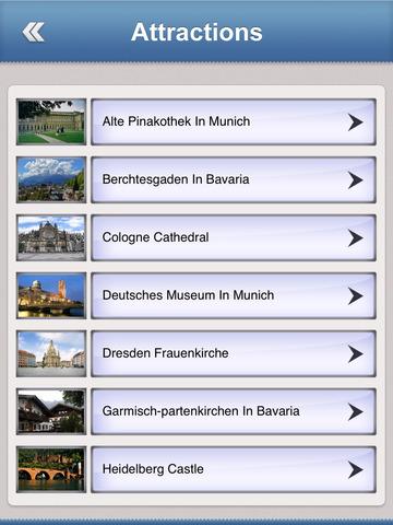 Germany Essential Travel Guide screenshot 8