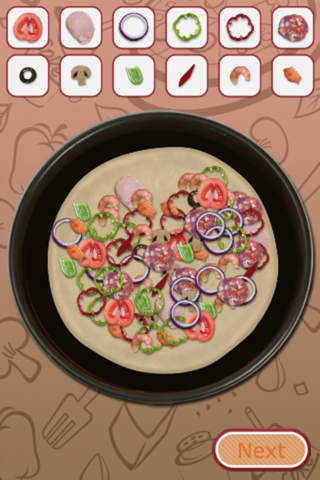 Pizza Making & Decorate: Dessert Food Cooking Game - náhled