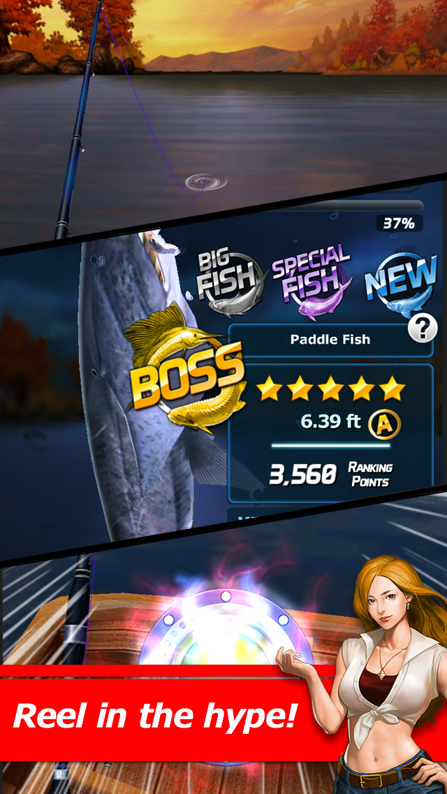 Ace Fishing: Wild Catch screenshot 2