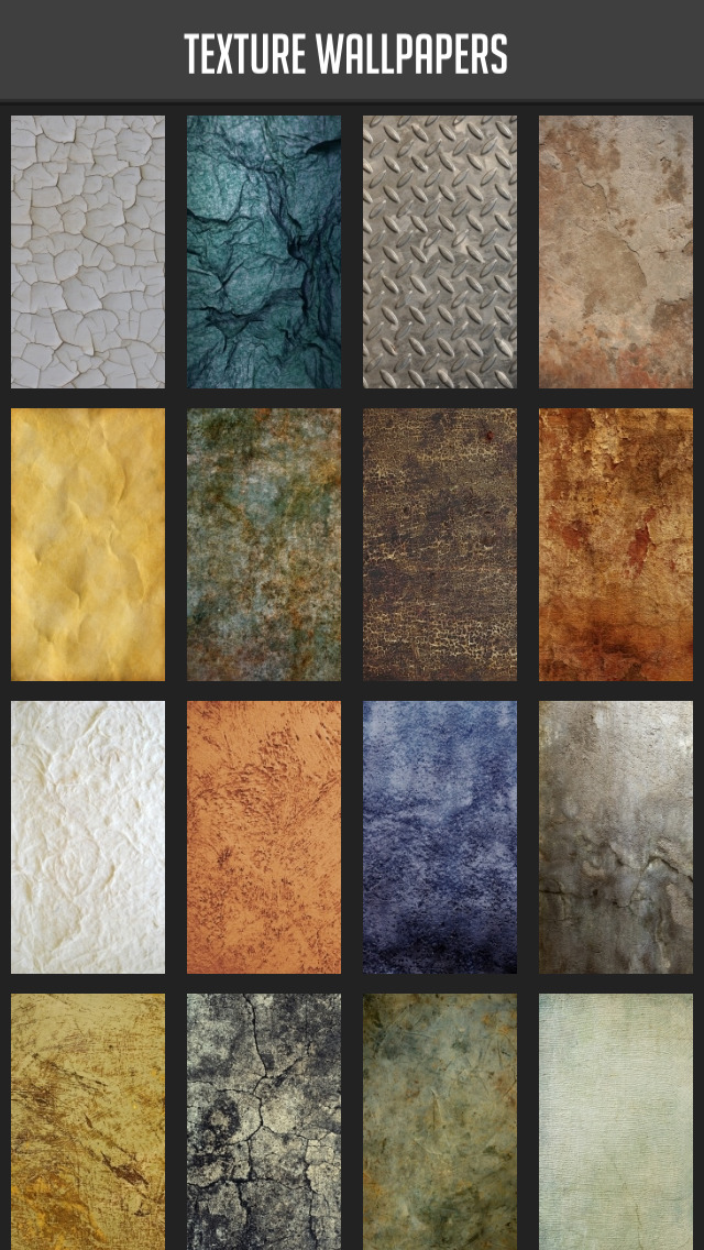 Texture Wallpapers screenshot 1