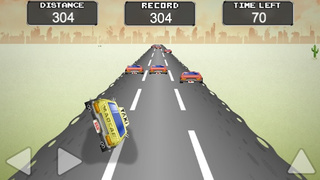 Mad Car FREE screenshot 5