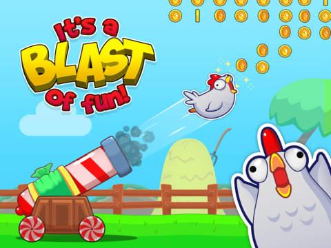 Chicken Toss - Chickens on the Run screenshot #2
