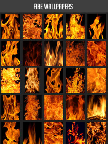 Fire Wallpaper screenshot 6