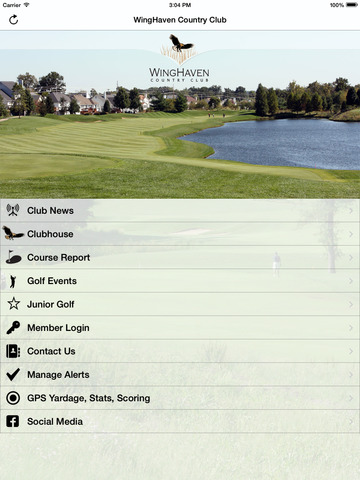 WingHaven Country Club screenshot 4