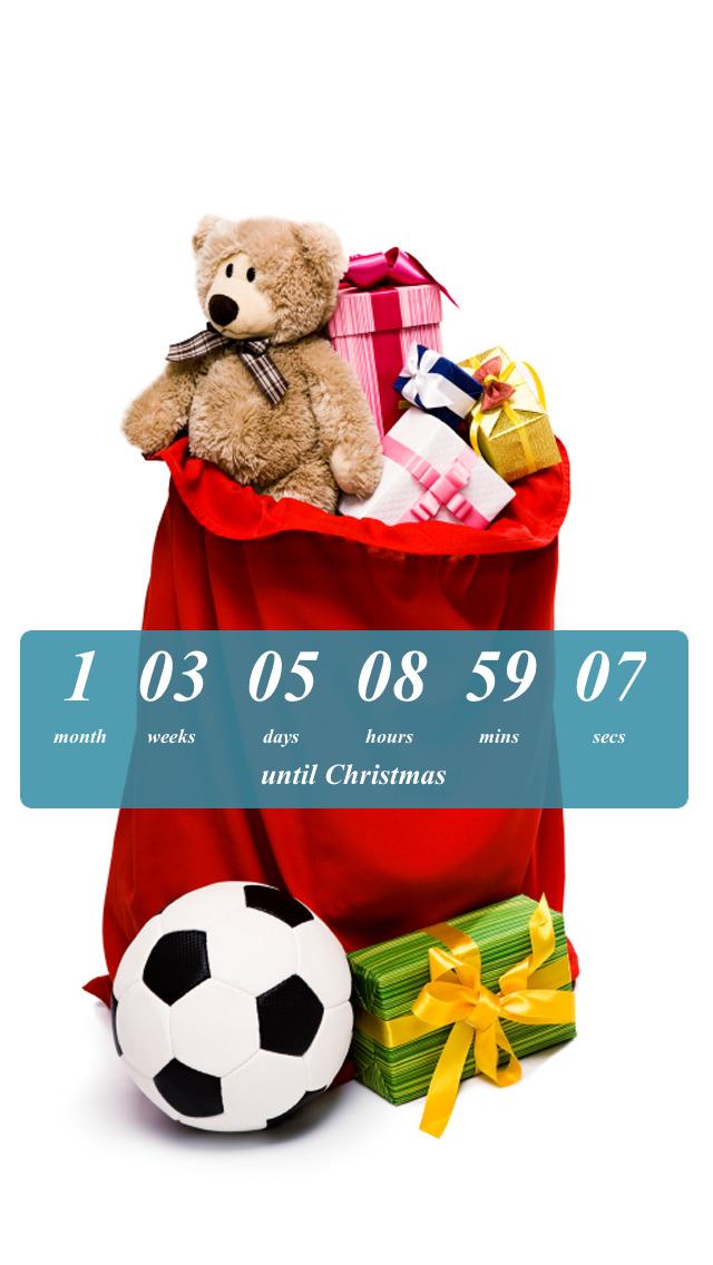 Christmas Countdown!‼ screenshot 1