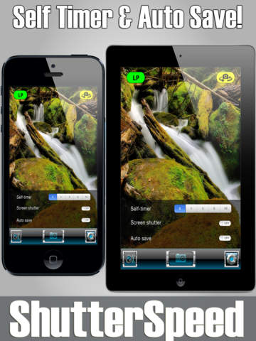 Shutter Speed Free - Slow Camera DSLR Style FX Cam screenshot 8