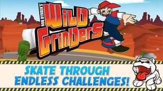 Wild Grinders Downhill Grind screenshot 1