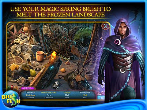 Myths of the World: Stolen Spring HD - A Hidden Object Game with Hidden Objects screenshot #2