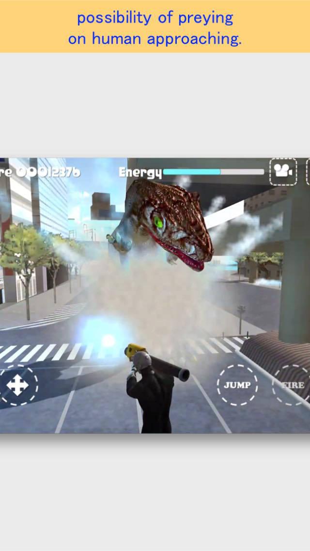 Namba Saurus FREE screenshot 4